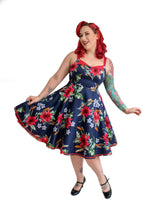 Load image into Gallery viewer, Camille Dress - Vivacious Vixen Apparel