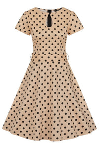 Alsean Polka Dot Judy Dress