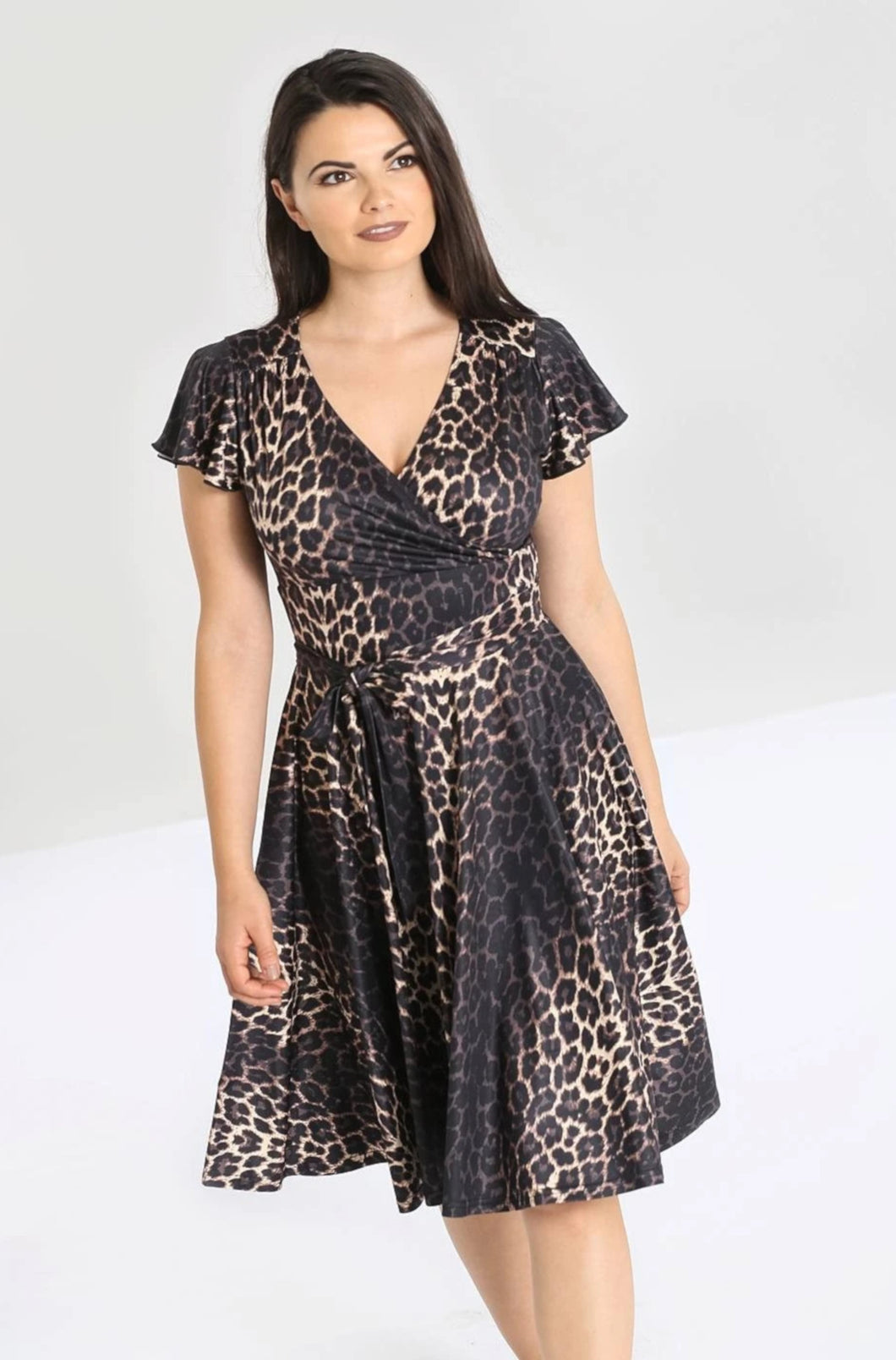 Eartha Leo Dress