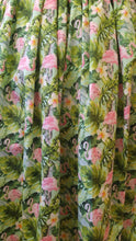 Load image into Gallery viewer, Leafy Flamingo Skirt - Vivacious Vixen Apparel