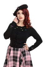 Load image into Gallery viewer, JESSIE RAINBOW STAR CARDIGAN - Vivacious Vixen Apparel