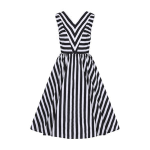 Joanie Striped Swing Dress