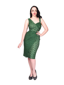 Jungle Jive Sarong Dress - Vivacious Vixen Apparel