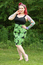 Load image into Gallery viewer, Nani Dress in Leaf Print - Vivacious Vixen Apparel