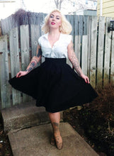 Load image into Gallery viewer, Pinup Pretty Circle Skirt - Vivacious Vixen Apparel