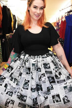 Load image into Gallery viewer, Zombie News Skirt