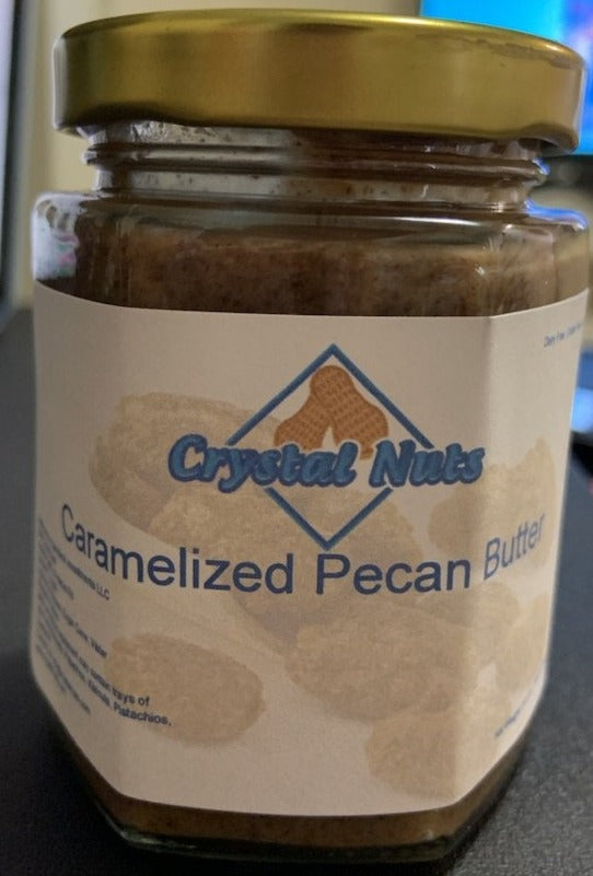 Caramelized Pecan Butter