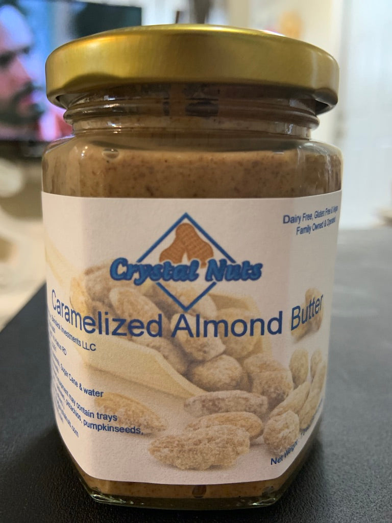 Caramelized Almond Butter
