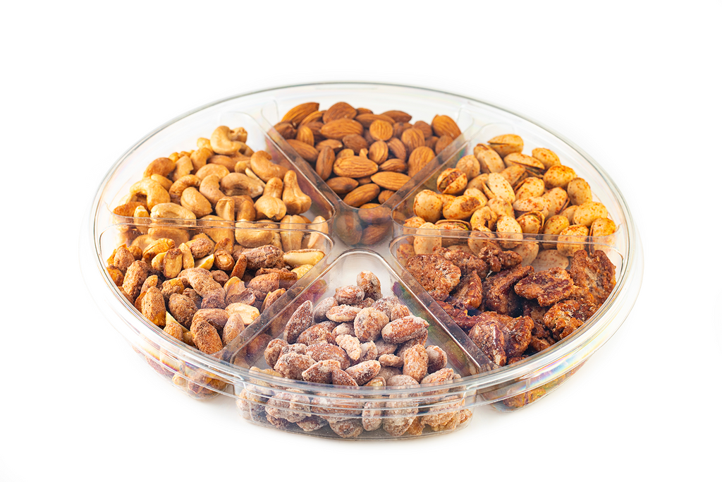Gourmet Assorted Nut Tray
