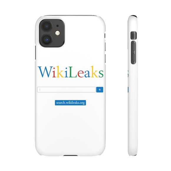 WikiLeaks Search - Slim Phone Cases