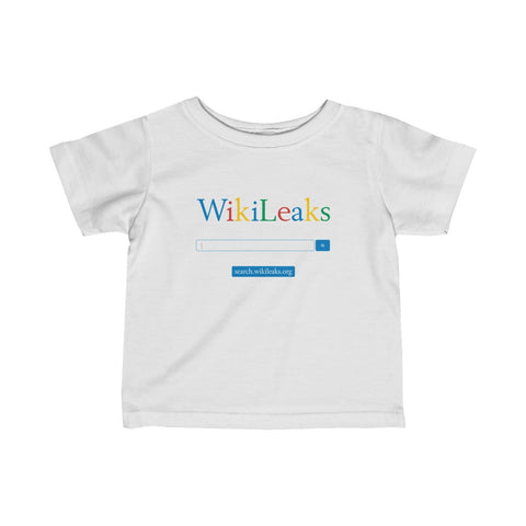 WikiLeaks Search - Infant Fine Jersey Tee