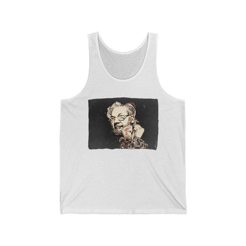 Free Assange - World Press Freedom Day Edition - Unisex Jersey Tank