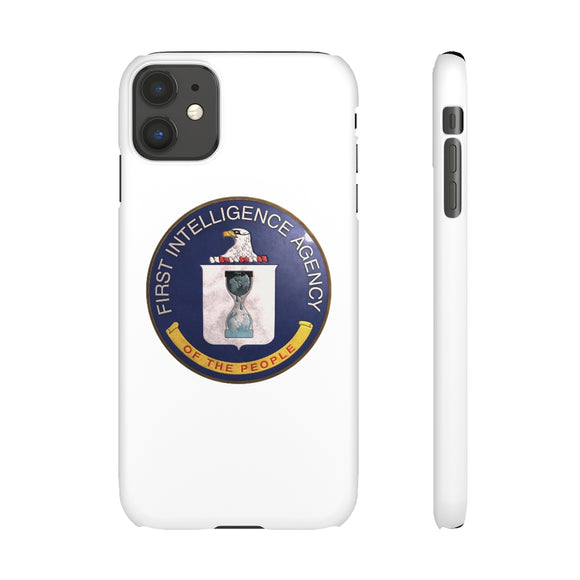 First Intelligence Agency of the People - Slim Phone Cases