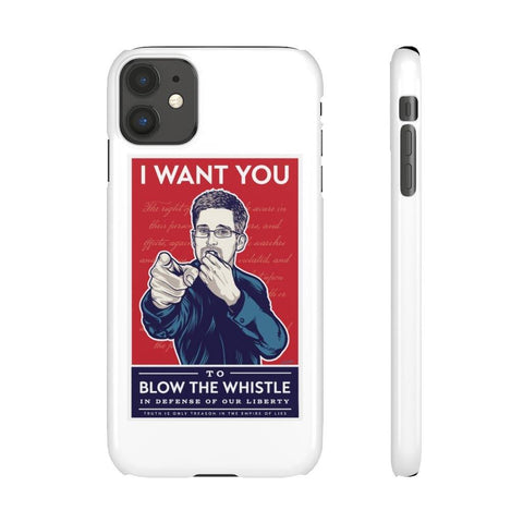 Blow the Whistle - Phone Case