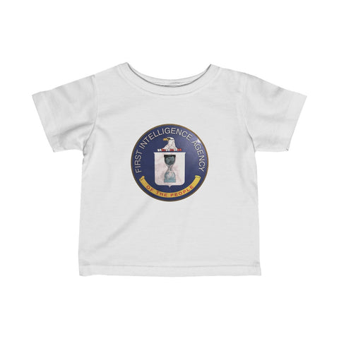 First Intelligence Agency of the People - Infant Fine Jersey Tee