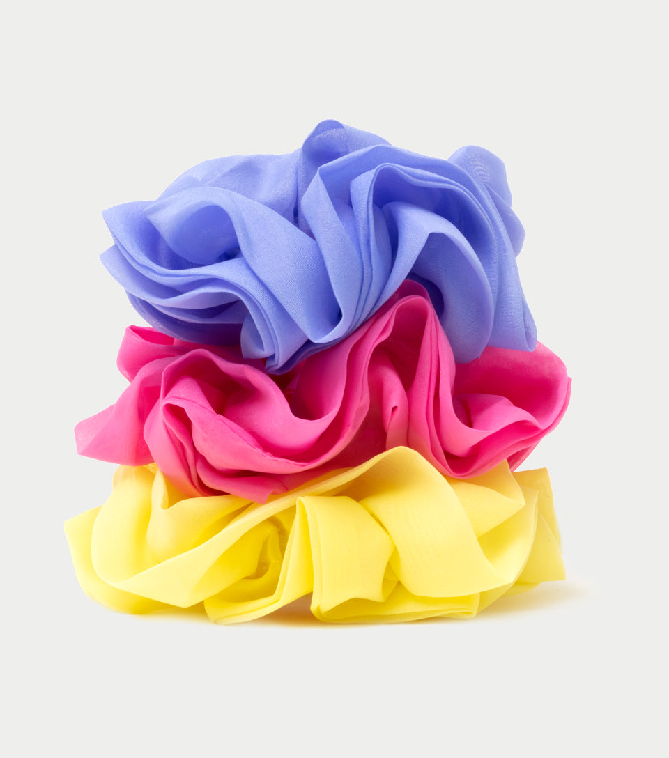 Jumbo Scrunchie (Pack of 3)