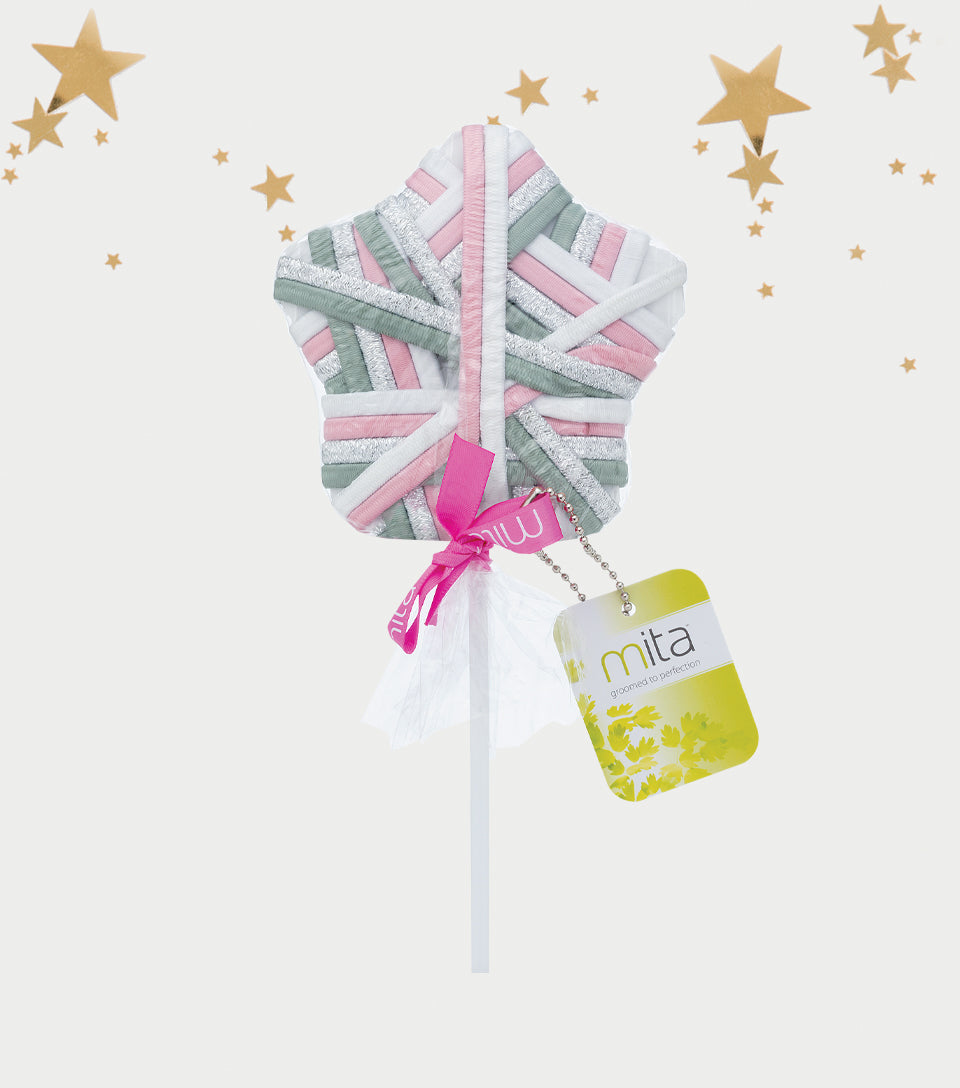 Lollipop Star Elastics Pk of 28