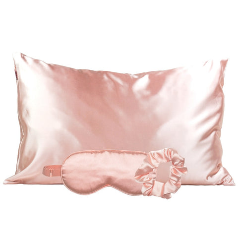 Satin Sleep Kit - Blush