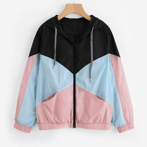 Women Windbreaker jacket