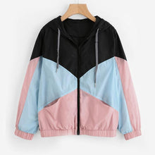 Load image into Gallery viewer, Women Windbreaker jacket