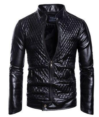 fashion casual zipper jacket