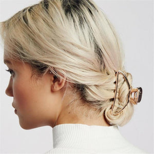 Solid Color Accessories Hairpin