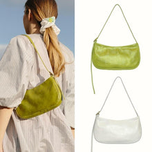 Load image into Gallery viewer, Zipper Shoulder Female Bag