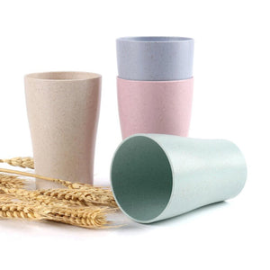 Wheat Straw Water Cup