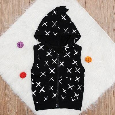 Children Outerwear Autumn Vest