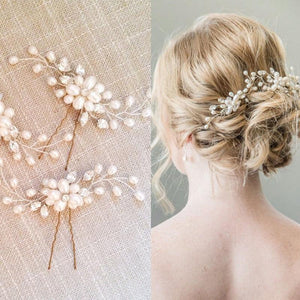 Vintage Bridal Jewelry HairPin