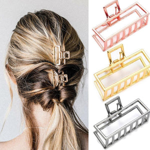 Women Geometric Hairpin