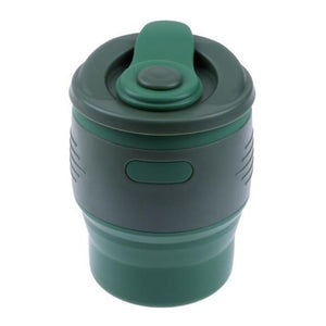 Foldable Silicone Travel Coffee Cup