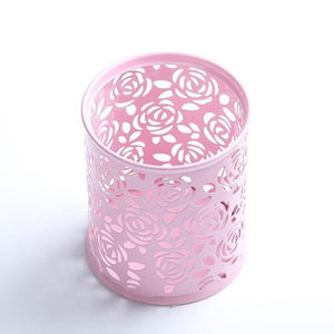Rose Flower Design  Pen Holder