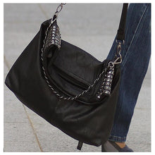 Load image into Gallery viewer, Chain Foldable Shoulder Bag