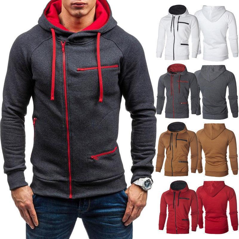 Jumper Men Warm Jacket