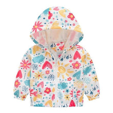 Load image into Gallery viewer, Spring Autumn Kids Jackets