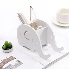 Load image into Gallery viewer, elephant whale style pen holder
