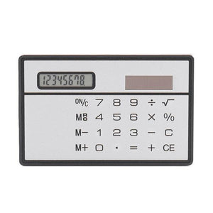 Solar Power Calculator