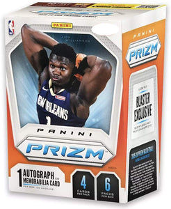 2019-20 Panini Prizm Basketball Blaster Box