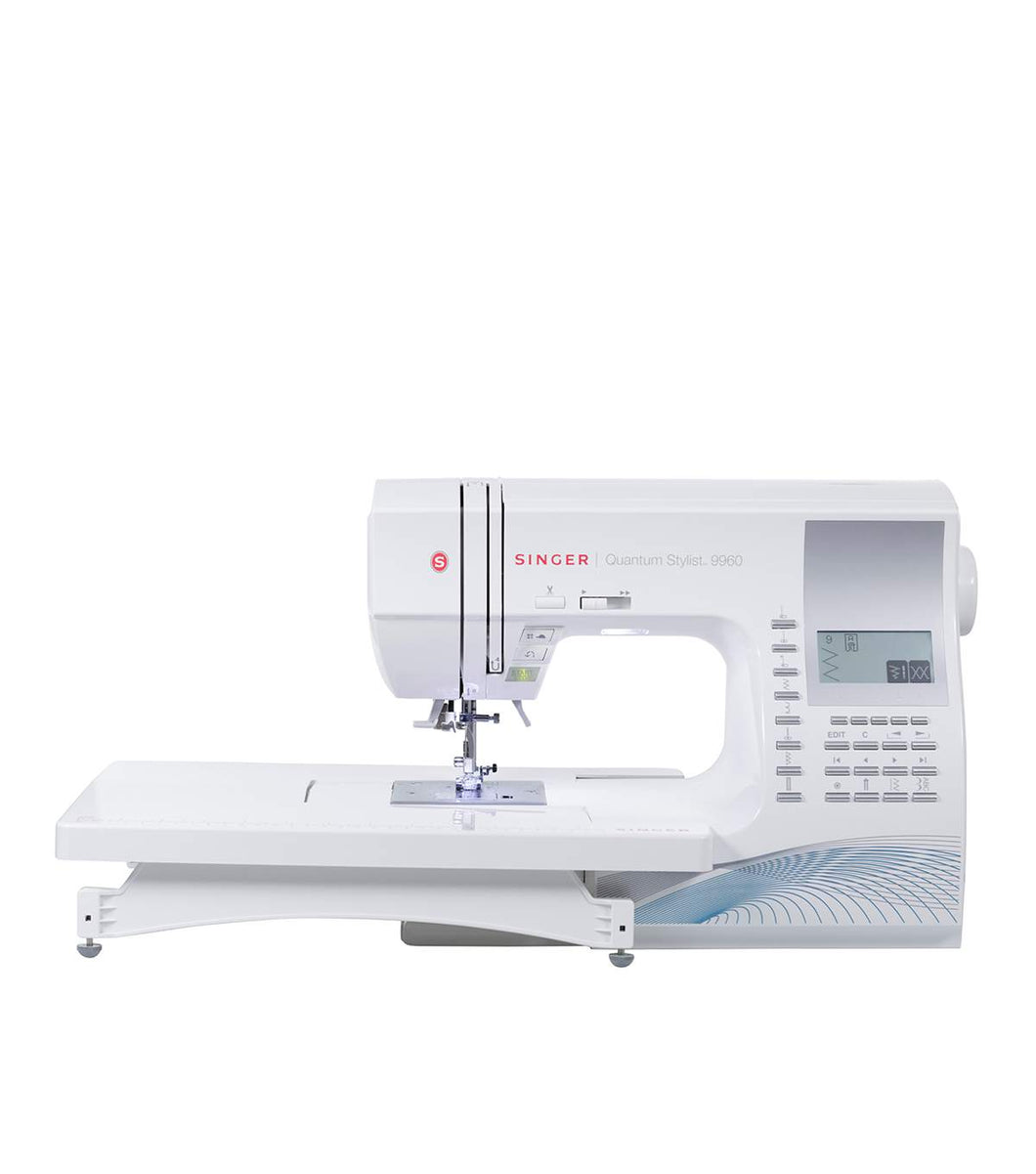 SINGER Quantum Stylist 9960 Computerized Sewing Machine