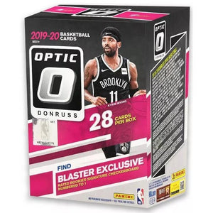 2019-20 Donruss Optic Basketball Blaster Box - 28 Cards (Walmart Version)
