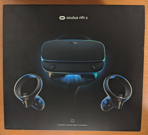 Oculus Rift S PC-powered VR Gaming Headset (USED - Good Condition)