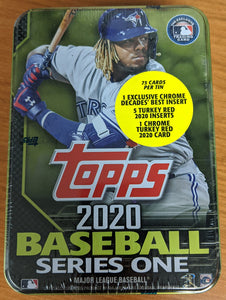 2020 Topps Series 1 MLB Collectible Set