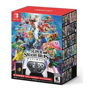 Super Smash Bros Ultimate Edition (Console Not Included)