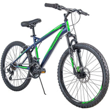 Load image into Gallery viewer, Nighthawk™ Boys' Mountain Bike, 24-inch