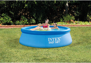 Intex 8ft X 30in Easy Set Pool Set with Filter Pump by Intex