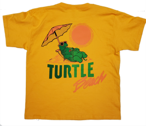 Laidback & Relaxed Turtle