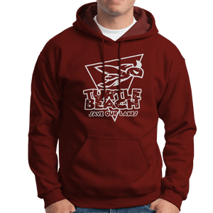 Turtle Beach Save Our Lakes Hoodie - Turtle Beach Clothing Co.