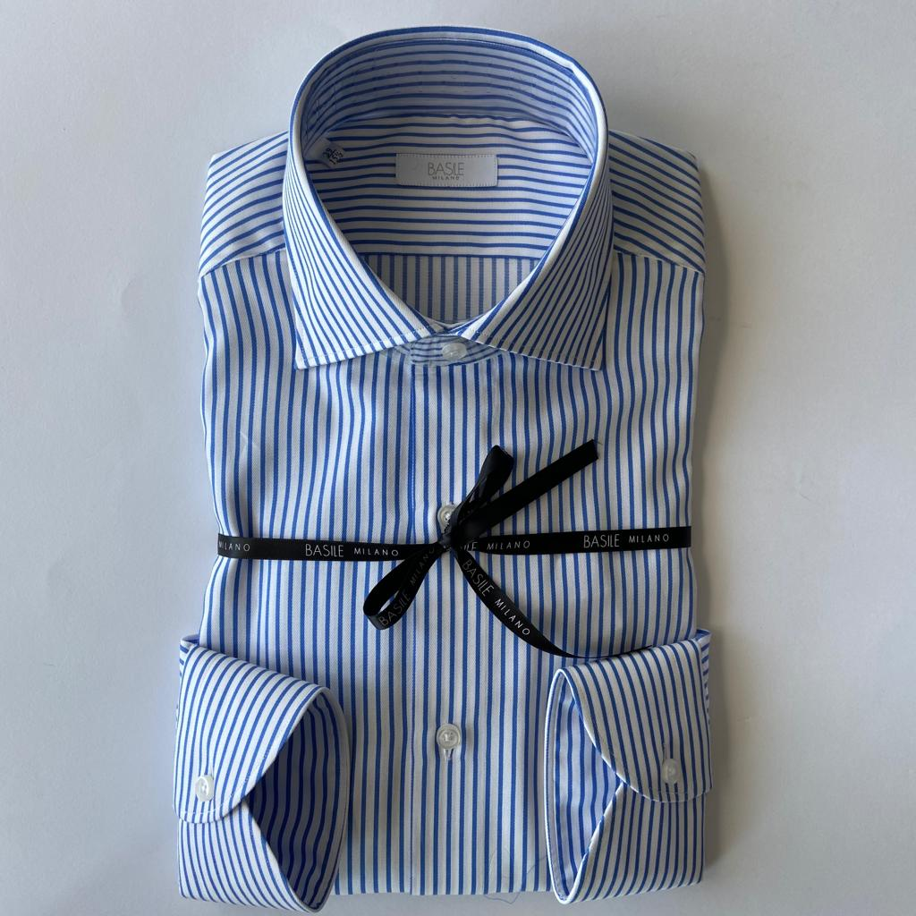 Basile Milano Camicia Manica Lunga Regular Fit + Colori