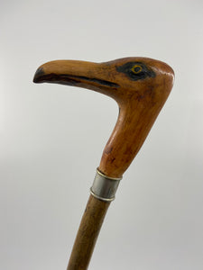 Handmade Decorative Stick (Hawk)